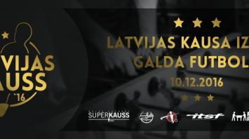 Latvijas Kausa izcīņa!